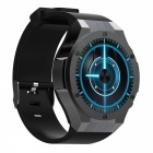 Eastor H2 Bluetooth 3G Smart Watch with WI-Fi GPS Camera - Black