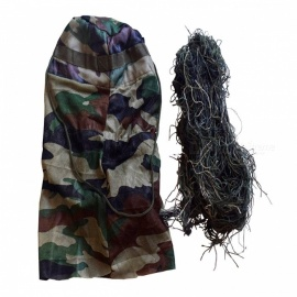 Grass-Type-Hood-Cap-and-Camouflage-Rope-for-Tactical-Hunting