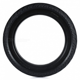 Universal-Hard-Vacuum-Electric-Car-Tire-125-Inch-Black