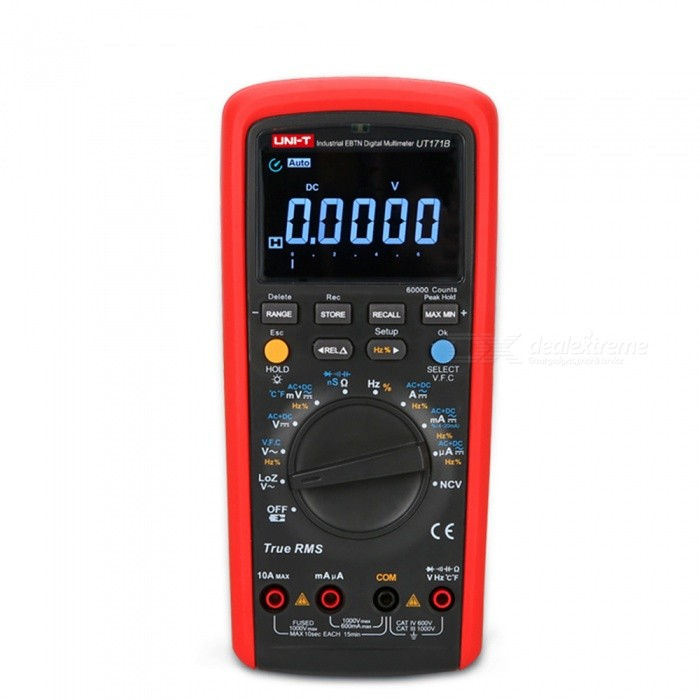 UNI-T UT171B Industriell True RMS Multimeter med EBTN Display