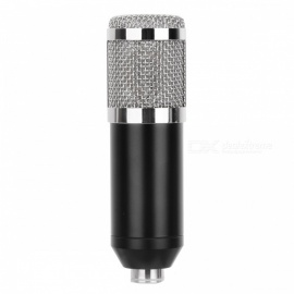 JEDX BM800 Professional Condenser Sound Microphone w/ Anti-Shock Mount