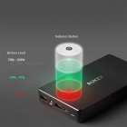 AUKEY PB-T10 20000mAh Power Bank Quick Charge 3.0 Dual USB - Black
