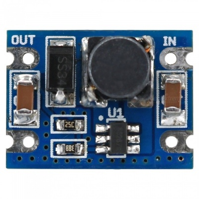 SMD 2.5-5.5 to 5V 1A Step-up Boost Converter Power Supply Module