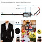 ENKLOV 720P HD Wifi Hidden Spy Camera with Motion Detecting