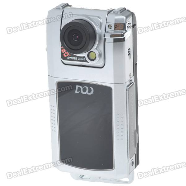 5.0MP CMOS 1080P FULL HD Digitaler DVR Camcorder Mit Weitwinkel / HDMI / TV-Ausgang / SD (2,5