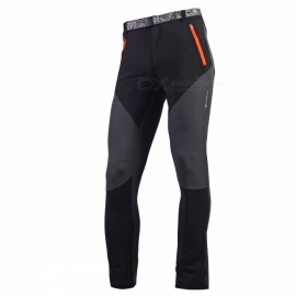 NUCKILY-Quick-drying-Mens-Cycling-Casual-Pants-Grey-(M)