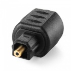 Kitbon Toslink Male till 3,5 mm Toslink Female Optical Audio Adapter
