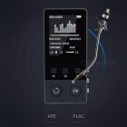 "HIFI Bluetooth MP3 Player 1.8"" TFT Screen Music Player - Black (8GB)"