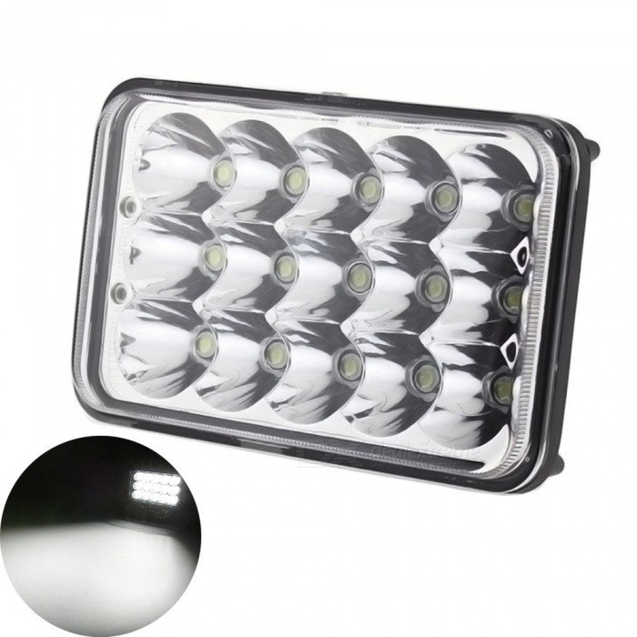 YouOKLight 6 Inch 45W Auto Motorcycle Car LED Work Light Lamp, 10-30V