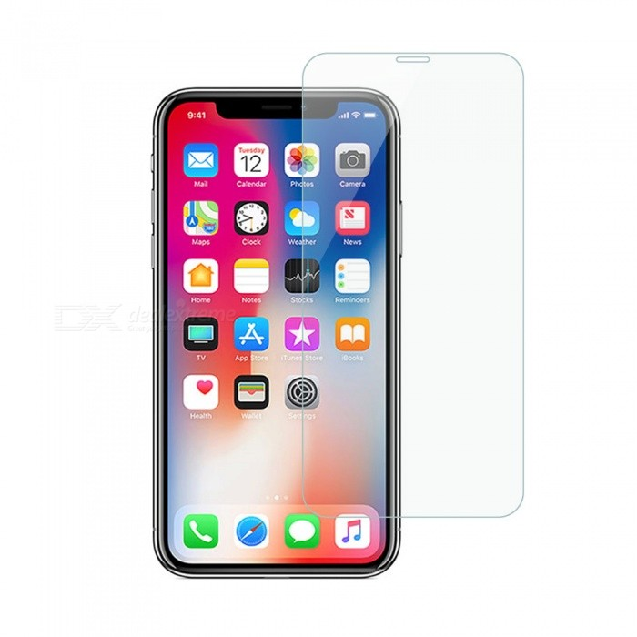 Dayspirit Tempered Glass Screen Protector for IPHONE X