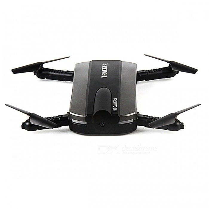 JXD 523 Foldable Selfie RC Drone Helicopter Tracker