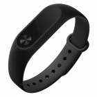 "Xiaomi 0.42"" Mi Band 2 Smart Wristband with Black Steel Mesh Strap"