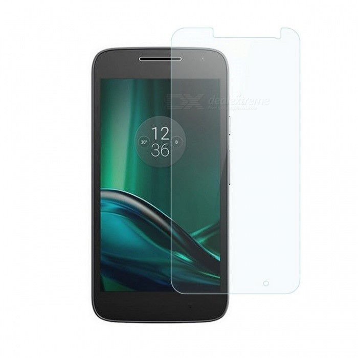 Dayspirit Tempered Glass Screen Protector for Motorola Moto G4 PlayScreen Protectors<br>Form  ColorTransparentScreen TypeGlossyModelN/AMaterialTempered glassQuantity1 DX.PCM.Model.AttributeModel.UnitCompatible ModelsMotorola Moto G4 PlayFeaturesTempered glassForm  ColorTransparentScreen TypeGlossyPacking List1 x Tempered glass screen protector1 x Dust cleaning film 1 x Alcohol prep pad<br>