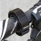 Aluminum Alloy Bicycle Bell Loud Horn - Black
