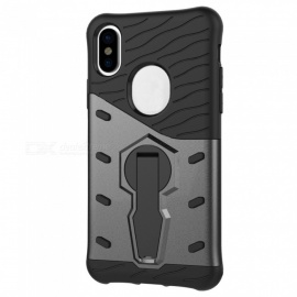 Heavy Duty Kickstand Belt Clip Protective PC + TPU Back Cover Case ... ee972bbe729