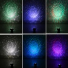 YouOKLight 7-Color LED Water Wave Ripple Effect Stage Light (EU Plug)