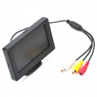 "4.3"" TFT LCD Digital Monitor for Vehicle Parking Reverse Camera"