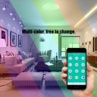 YouOKLight 36W Multicolor Bluetooth Musik Deckenleuchte mit APP Control