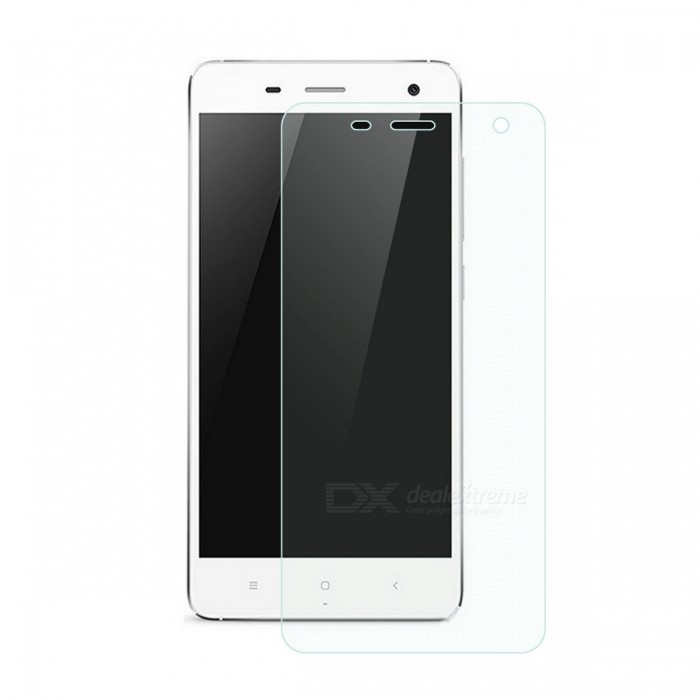 Dayspirit Tempered Glass Screen Protector for Xiaomi Mi 4Screen Protectors<br>Form  ColorTransparentScreen TypeGlossyModelN/AMaterialTempered glassQuantity1 DX.PCM.Model.AttributeModel.UnitCompatible ModelsXiaomi Mi 4FeaturesTempered glassPacking List1 x Tempered glass screen protector1 x Dust cleaning film 1 x Alcohol prep pad<br>