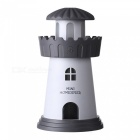 USB-Mini-Lighthouse-Style-Humidifier-Creative-Night-Light-Grey