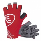 NUCKILY-Outdoor-Riding-Shockproof-Half-Finger-Gloves-Red-(M)