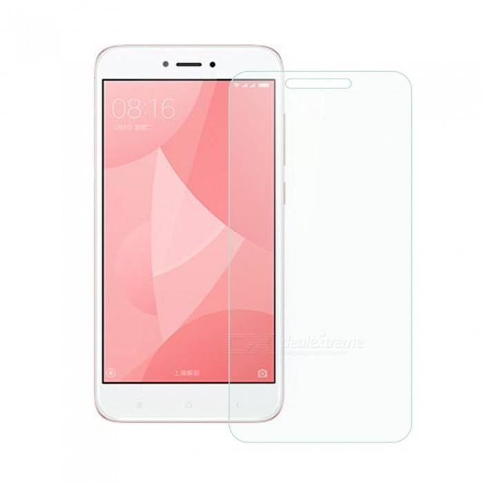 Dayspirit Tempered Glass Screen Protector for Xiaomi Redmi Note 4XScreen Protectors<br>Form  ColorTransparentScreen TypeGlossyModelN/AMaterialTempered glassQuantity1 DX.PCM.Model.AttributeModel.UnitCompatible ModelsXiaomi Redmi Note 4XFeaturesTempered glassPacking List1 x Tempered glass screen protector1 x Dust cleaning film 1 x Alcohol prep pad<br>