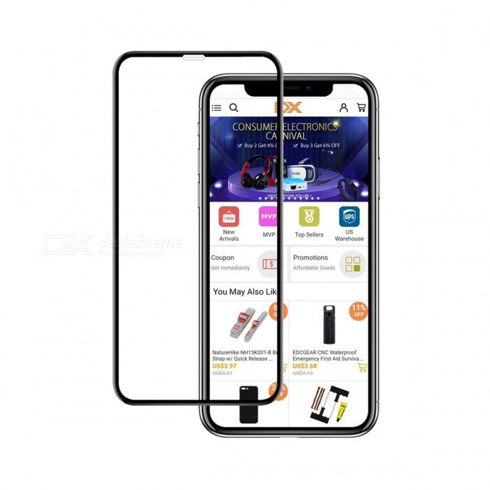 Giveaway iphone x glass screen protector front and back