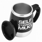 Creative-Stainless-Steel-Lazy-Electric-Mixing-Cup-Mug-Black-Silver
