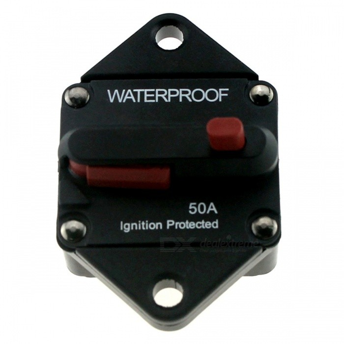 IZTOSS-F1663-50A-Waterproof-50A-Circuit-Breaker-with-Switch-for-Car