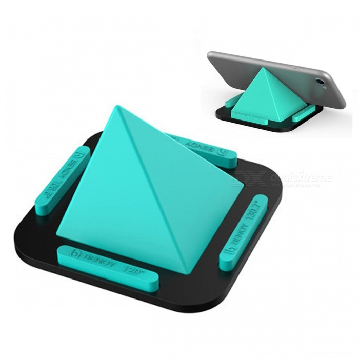 Pyramid Shaped Desktop Phone Holder Stand