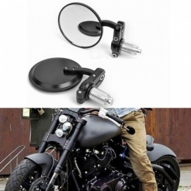 3-Round-78-Handlebar-End-Mirrors-for-Cafe-Racer-Bobber-Clubman
