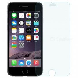 Mini Smile Tempered Glass Screen Protector for IPHONE 8 - Transparent
