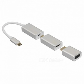 Cwxuan-6-in-1-USB-31-Type-C-to-Mini-Displaypor-and-HDMI-and-VGA-Adapter