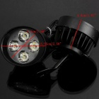 Motorcycle Super Bright Waterproof LED Headlight - 12~85V (2PCS)