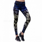 BARBOK-LS109-Womens-Stretchy-Yoga-Pants-for-Running-Jogging-L