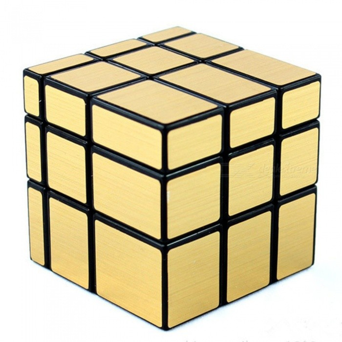 Shengshou Mirror Blocks Speed Cube 3x3 Smooth Magic Cube