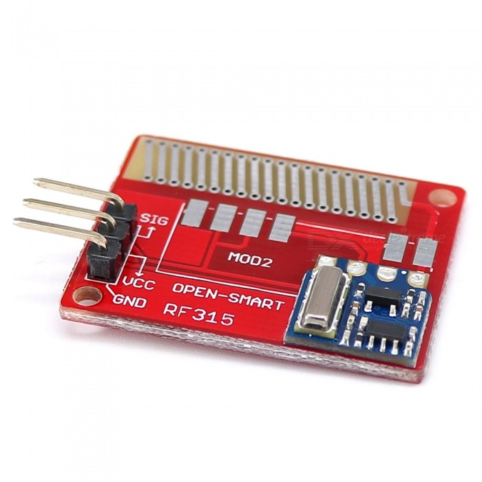OPEN-SMART Long Range 315MHz RF Wireless Transceiver Kit for Arduino