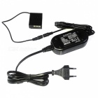 Power Adapter for Fuji X-Pro1, X-Pro2, X-E1, X-E2 - Black (EU Plug)