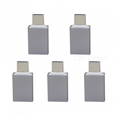 Mini Smile Type-C to USB 3.0 OTG Adapter for Samsung Galaxy Note 8