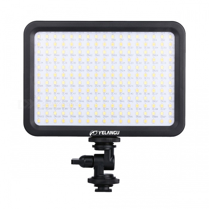 Buy YELANGU Newly LED Camera Fill Light for DSLR Camera with Litecoins with Free Shipping on Gipsybee.com