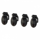 Portable Outdoor Grenade Type Hiking Boots Anti-slip Buckle (4 PCS)