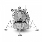 DIY Jigsaw Puzzle 3D Metal Apollo Moon Landing Machine Assembled Toy