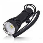 SPO 4-Mode Underwater Diving Photography Flashlight