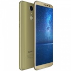"CUBOT X18 Android 7.0 4G 5.7"" Phone with 3GB, 32GB - Golden"
