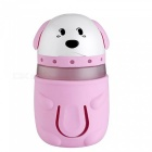 KELIMA-Dog-Shape-Home-Desktop-Car-Humidifier-Pink