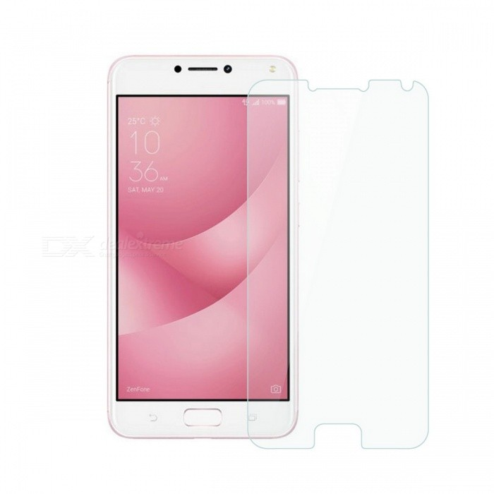 Tempered Glass Screen Protector for Asus Zenfone 4 Max ZC554KLScreen Protectors<br>Form  ColorTransparentScreen TypeGlossyModelN/AMaterialTempered glassQuantity1 DX.PCM.Model.AttributeModel.UnitCompatible ModelsAsus Zenfone 4 Max ZC554KLFeaturesTempered glassPacking List1 x Tempered glass screen protector1 x Dust cleaning film 1 x Alcohol prep pad<br>