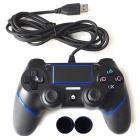 PS4-Controller-Wired-Gamepad-for-Playstation-Dualshock-4-Blue