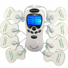 Digital-Meridian-Therapy-Massager-Machine-with-Electrode-Pads
