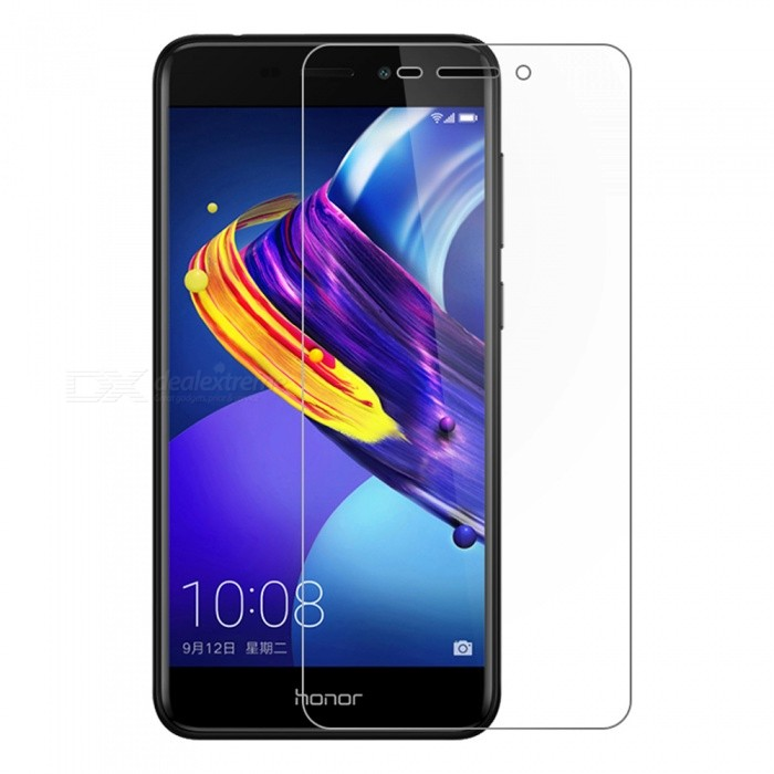 Naxtop Tempered Glass Screen Protector for Huawei Honor V9 PlayScreen Protectors<br>Form  ColorTransparent (1PC)Screen TypeGlossyModelN/AMaterialTempered GlassQuantity1 DX.PCM.Model.AttributeModel.UnitCompatible ModelsHuawei Honor V9 PlayFeatures2.5D,Fingerprint-proof,Scratch-proof,Tempered glassPacking List1 x Tempered glass film1 x Wet wipe1 x Dry wipe1 x Dust absorber<br>