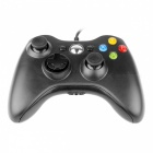 USB-Wired-Gamepad-Controller-for-Microsoft-Xbox-360-WII-PS3-Slim-PC-Windows-Black